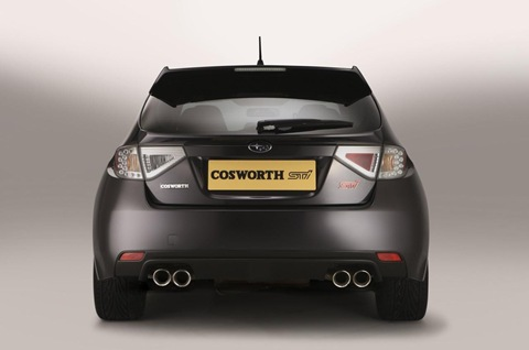 2011 Cosworth Impreza STI CS400 7