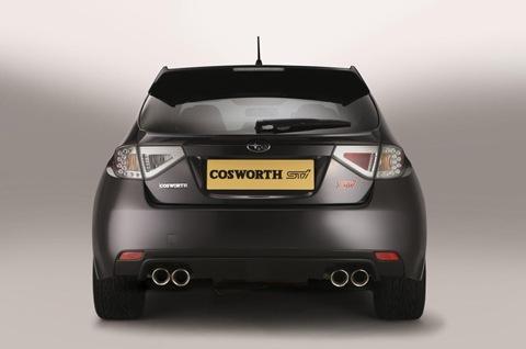 2011 Cosworth Impreza STI CS400 7