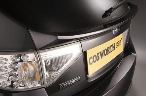 2011 Cosworth Impreza STI CS400 8