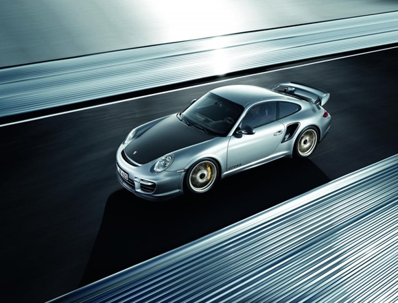 2011 Porsche 911 GT2 RS 1