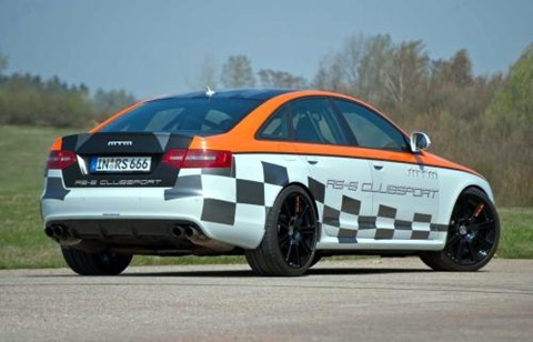 Audi RS6 Clubsport by MTM 123