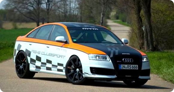 Audi RS6 Clubsport by MTM 12