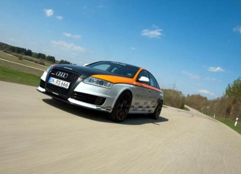 Audi RS6 Clubsport by MTM 1