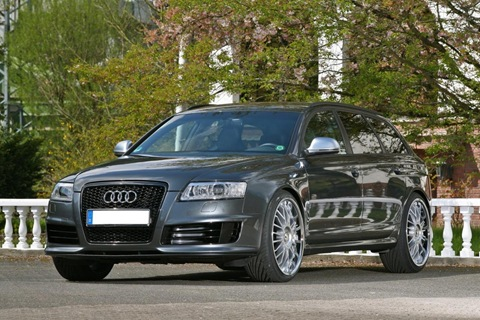 Audi RS6 by Schmidt Revolution 11