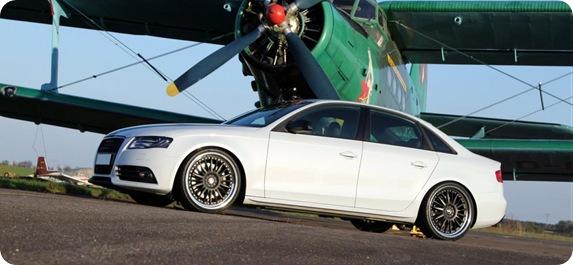 Audi S4 by Avus Performance 1