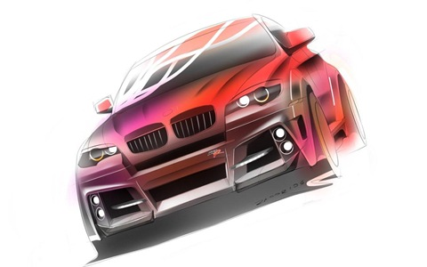 BMW X6 Interceptor by Met R 23