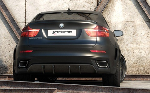 BMW X6 Interceptor by Met R 24