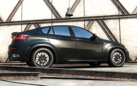BMW X6 Interceptor by Met R 25