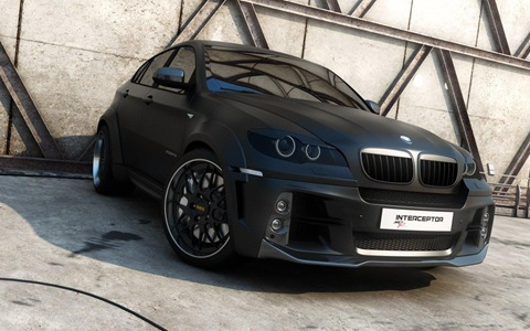 BMW X6 Interceptor by Met R 26