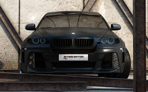 BMW X6 Interceptor by Met R 27