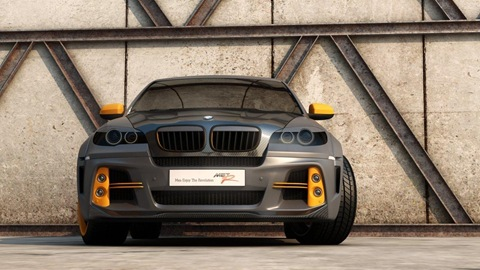 BMW X6 Interceptor by Met R 29