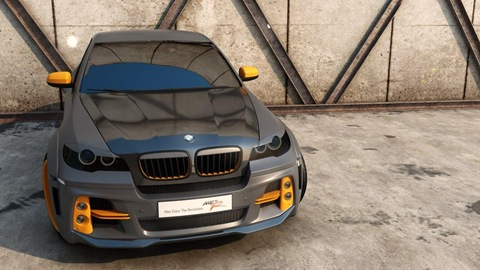 BMW X6 Interceptor by Met R 30