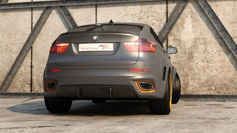 BMW X6 Interceptor by Met R 32