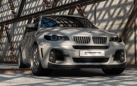 BMW X6 Interceptor by Met R 33