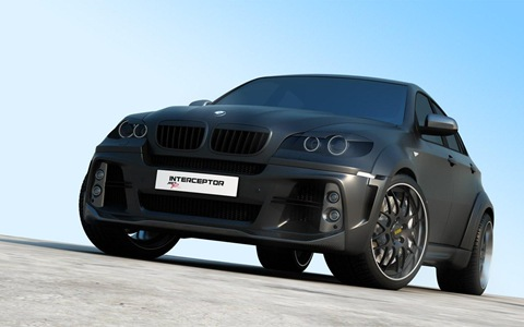 BMW X6 Interceptor by Met R 34
