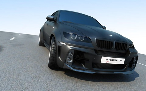 BMW X6 Interceptor by Met R 35