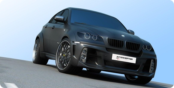 BMW X6 Interceptor by Met R 36