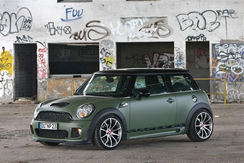 INI Cooper S  JCW by Nowack 15