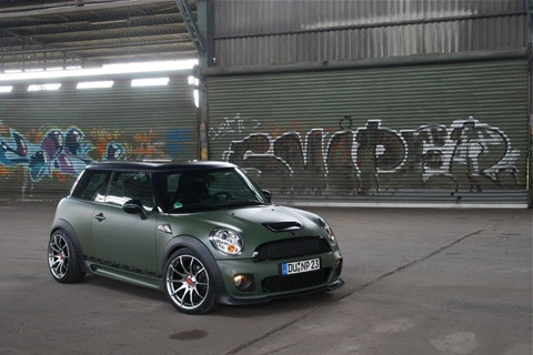 INI Cooper S  JCW by Nowack 17