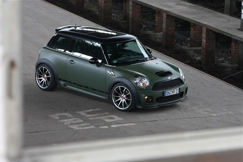 INI Cooper S  JCW by Nowack 7