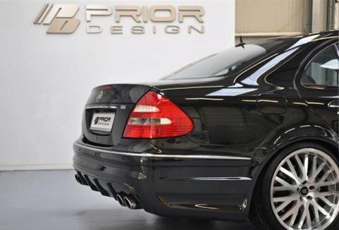 Mercedes-Benz E-Class W211 by Prior-Design 1