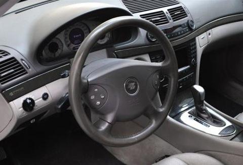 Mercedes-Benz E-Class W211 by Prior-Design 3