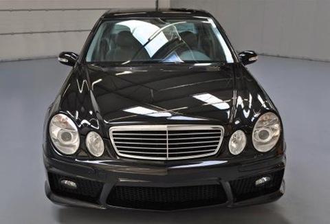 Mercedes-Benz E-Class W211 by Prior-Design 4