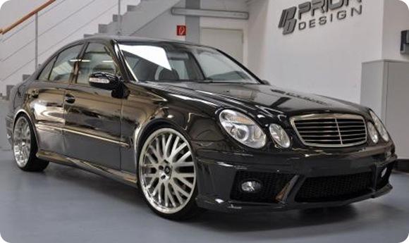 Mercedes-Benz E-Class W211 by Prior-Design 5