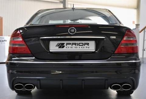 Mercedes-Benz E-Class W211 by Prior-Design