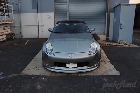Nissan 350Z parkhard (11)