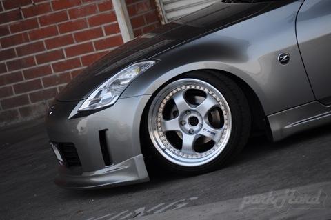 Nissan 350Z parkhard (6)