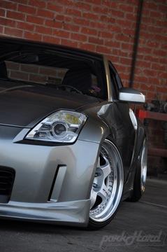 Nissan 350Z parkhard (7)