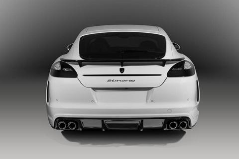 Porsche Panamera Stingray by TopCar11