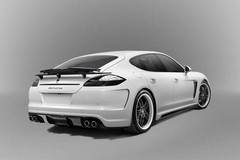 Porsche Panamera Stingray by TopCar 12