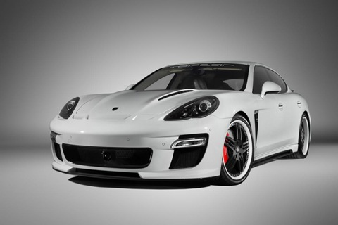 Porsche Panamera Stingray by TopCar 15