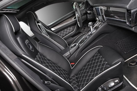 Porsche Panamera Stingray by TopCar 18