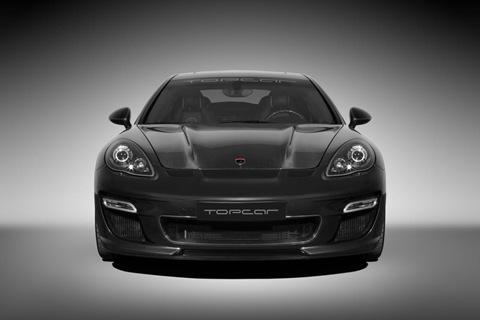 Porsche Panamera Stingray by TopCar 21