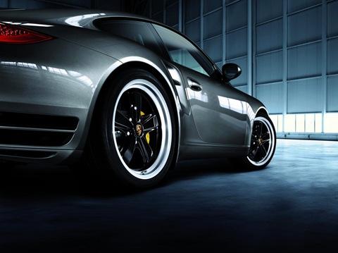 Porsche Tequipment 19-inch Sport Classic Wheels 1