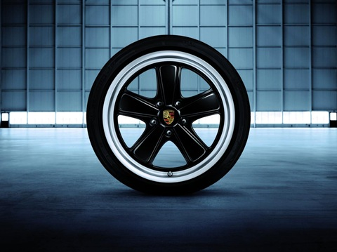 Porsche Tequipment 19-inch Sport Classic Wheels