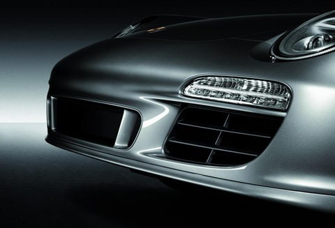 Porsche Tequipment Sport Design Front Body Panel