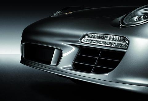 Porsche Tequipment Sport Design Front Body Panel