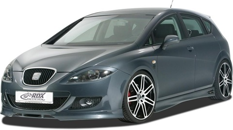 RDX RaceDesign new body kit for Seat Leon 1P 5