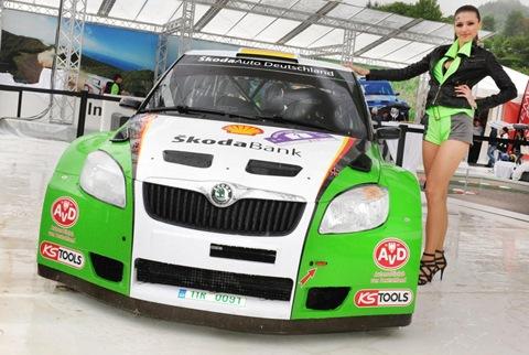 Skoda Fabia Super 2000, GTI Wörthersee tuning event, Austria 1