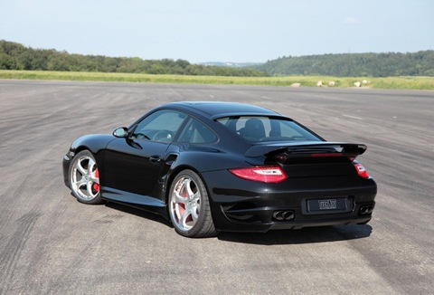 TechArt Aerodynamic Kit II for Porsche 911 Turbo 2