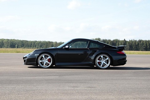TechArt Aerodynamic Kit II for Porsche 911 Turbo 3