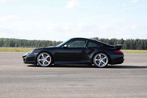 TechArt Aerodynamic Kit II for Porsche 911 Turbo 3