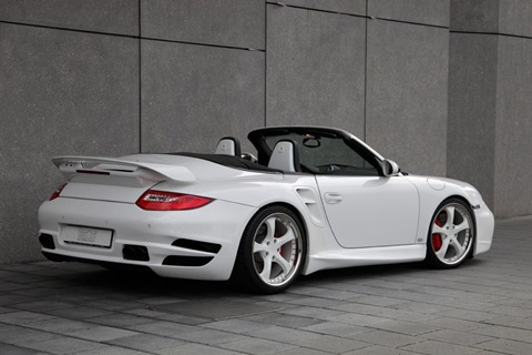 TechArt Aerodynamic Kit II for Porsche 911 Turbo 7