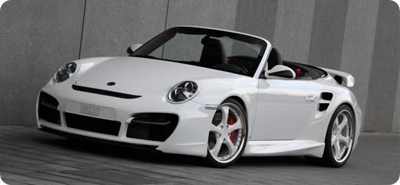TechArt Aerodynamic Kit II for Porsche 911 Turbo