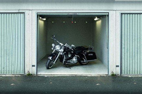 garage photo mural samples 17