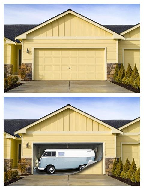 garage photo mural samples 27
